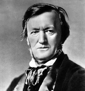 Richard Wagner (1813-1883).