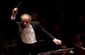 Maestro Ed Spanjaard nam voor deze productie het stokje over van Frans Brüggen (foto: Ronald Knapp).