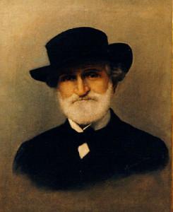 Giuseppe Verdi (1813-1901).