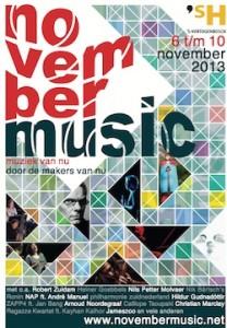 November Music 2013