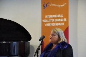 Annett Andriesen (foto: Jan van de Ven).