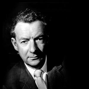 Benjamin Britten (1913-1976).