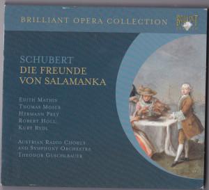 Die Freunde von Salamanka