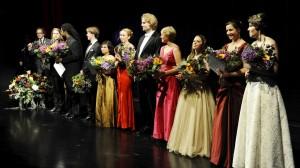 De finalisten van het vorige IVC, in 2012 (foto: Jan van de Ven).