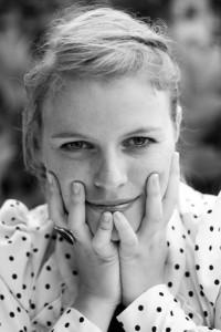 Katrin Le Provost was één van de zangers die probeerde door de Voorronden te komen (foto: Philipp Masur).
