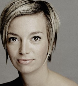 Mezzosopraan Olivia Vermeulen zingt Almirena.