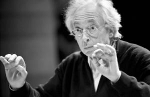 Philippe Herreweghe (foto: Michel Garnier).