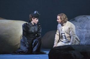 Marina Rebeka en John Osborn in Guillaume Tell (foto: Ruth Walz).