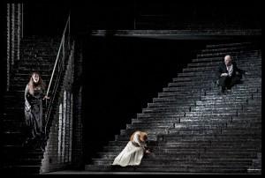 Scène uit Hamlet (foto: Hermann en Clärchen Baus).