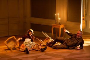 Scène uit Der Rosenkavalier (foto: Annemie Augustijns).