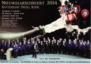 Rotterdams Opera Koor - Nieuwjaarsconcert 2014