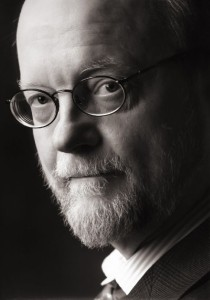 Componist Charles Wuorinen (foto: Susan Johann).