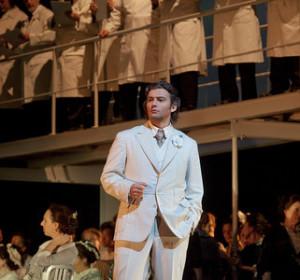 Jonas Kaufmann als Faust bij de Metropolitan Opera (foto: Ken Howard).