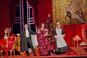 Die Fledermaus (foto: ken Howard / Metropolitan Opera).