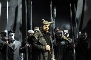 Scène uit Der Ring des Nibelungen (foto: Bettina Stöß).