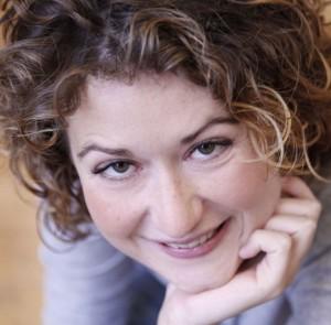"""Rosanne van Sandwijk: """"De boog kan nou eenmaal niet altijd gespannen zijn."""" (foto: Foppe Schut)"""