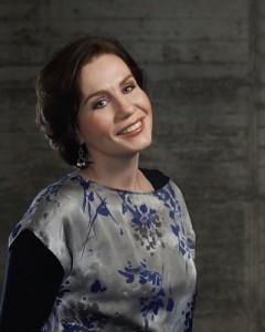 Ana Durlovski (foto: Martin Sigmund).