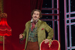 Michael Fabiano in Die Fledermaus, momenteel te zien bij de Metropolitan Opera (foto: Ken Howard / Metropolitan Opera).