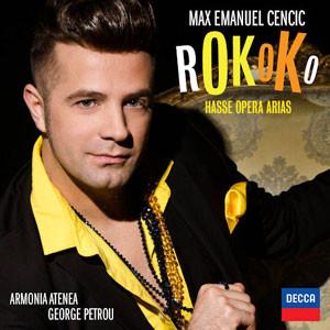 Max Emanuel Cencic - Rokoko