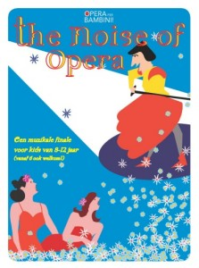 Opera per Bambini Affiche