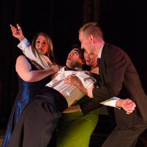 Scène uit een vorige editie van Opera per Tutti.