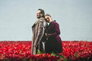 Scène uit Prins Igor (foto: Cory Weaver / Metropolitan Opera).