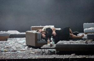 Scène uit Aida (foto: Monika Rittershaus).