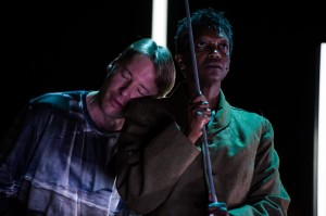 Scène uit Arthur (foto: Bowie Verschuren).