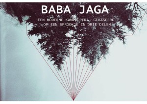 Affiche van Baba Jaga