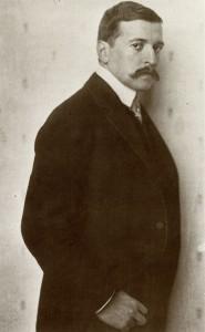 Hugo von Hofmannsthal (foto: Nicola Perscheid).