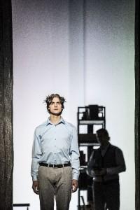 Scène uit de Johannes Passion van de Reisopera (foto: Marco Borggreve / Nederlandse Reisopera).