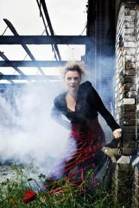 Promotiebeeld van Kenau de Opera (foto: Joris Jan Bos).