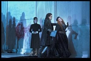 Scène uit Lucia di Lammermoor (foto: BAUS).