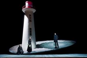 Scène uit Pelléas et Mélisande (foto: Elisabeth Carecchio).
