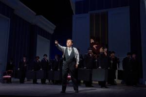 Javier Camarena in La Cenerentola bij de Met (foto: Ken Howard / Metropolitan Opera).
