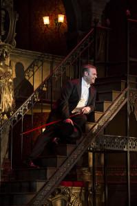 Joseph Calleja als Faust (foto: Bill Cooper / Royal Opera House).