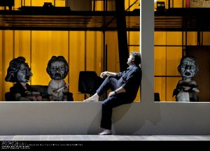 Rutherford als Hans Sachs in Bayreuth (foto: Enrico Nawrath).