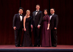 De winnaars van de National Council Auditions 2014 (foto: Rebecca Fay / Metropolitan Opera).