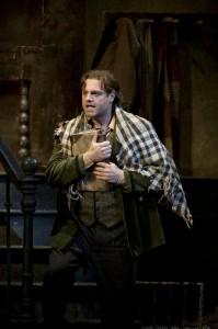 Joseph Calleja in Copley's Bohème (foto: Bill Cooper / Royal Opera House).