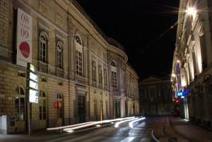 In tegenstelling tot zijn meeste producties brengt de Vlaamse Opera Blauwbaard/Winterreise in Gent in première (foto: Paul Hermans).