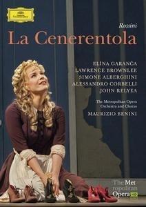 De opname van La Cenerentola uit 2009 verscheen ook op dvd.