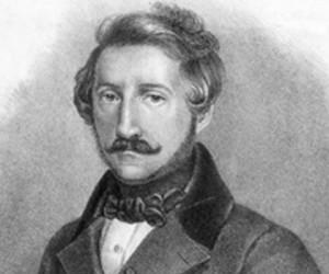 Gaetano Donizetti (foto: 1797-1848).