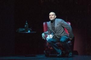 De stem van de avond: Michael Fabiano als Faust (foto: Ruth Walz).