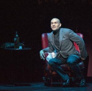 Fabiano is nog tot en met 27 mei te zien als Faust bij De Nationale Opera (foto: Ruth Walz).