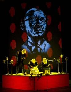 Scène uit Macbeth (foto: Nicky Newman).