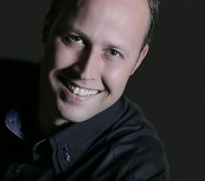 Bariton Robbert Muuse (foto: Fred van de Heetkamp).