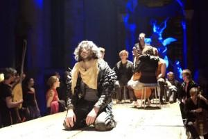 Scène uit La troupe d'Orphée (foto: Hans Oostrum).