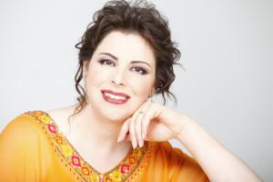 """Daniela Barcellona: """"Ik heb het gevoel dat ik nu echt de rollen zing die bij me passen"""" (foto: Studio Amati Bacciardi Pesaro)."""