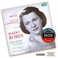 Decca Most Wanted Recital Mado Robin