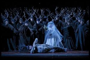Scène uit Falstaff (foto: BAUS).